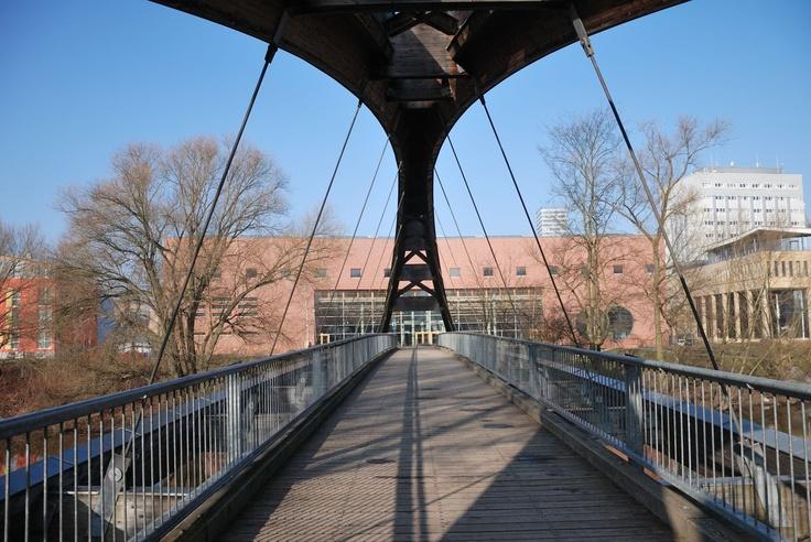 Bridge in Frankfurt Oder