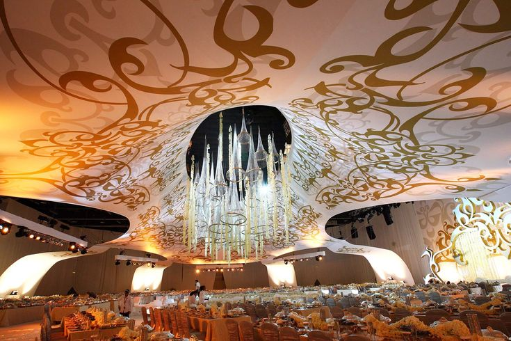 Foyer Decor Abu Dhabi : Best unique design for large venues images on pinterest