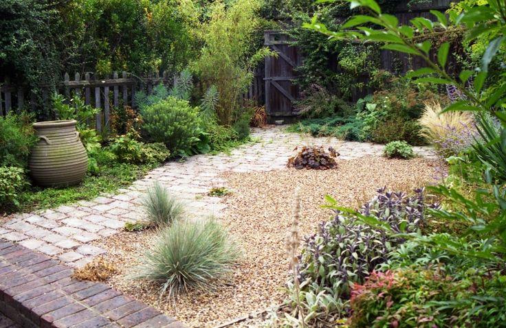 Gravier décoratif pour le jardin avec touche ...