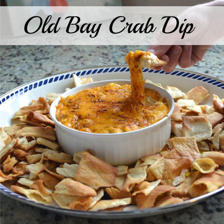 My favorite crab dip recipe just in time for summer entertaining! - Lauren Nicole Designs