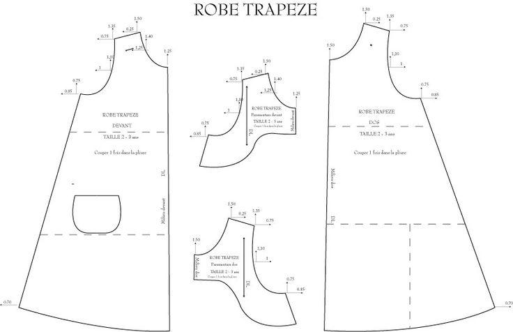 Résultats Google Recherche d'images correspondant à http://tout-en-couture.fr/wp-content/uploads/2013/03/robe-trap%C3%A8ze-schema-gradation.jpg