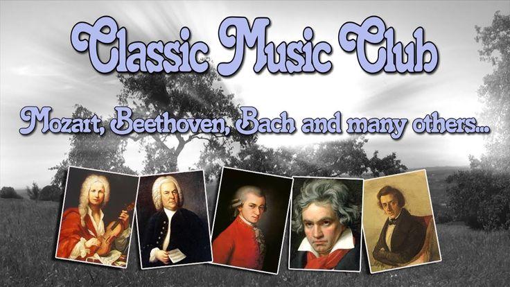 Klassische Musik - Classical Music for Relaxation - Schubert - Ave Maria...