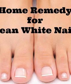 Start by soaking your finger nails or toe nails for a few minutes in warm soapy water to soften them. Scrub your nails gently with a soft-bristled nail brush to remove any dirt. Make a paste using 2 1/2 tablespoons of baking soda with some water. Spread paste on and under your nail and leave it on for about 3 minutes. Rinse with warm water. Pat dry. Repeat about once a week for optimal results.
