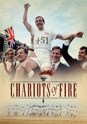 Chariots of Fire (1981) Two very different runners -- hotshot Jewish Cambridge scholar Harold Abrahams (Ben Cross) and rigid Presbyterian missionary Eric Liddell (Ian Charleson) -- compete for the British team in the 1924 Olympics, facing intense pressure and complex personal tests of faith.