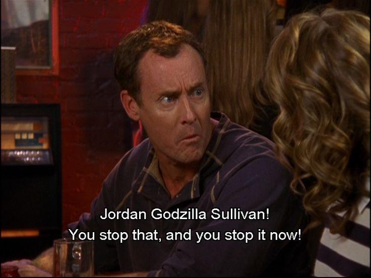 Jordan Godzilla  sullivan