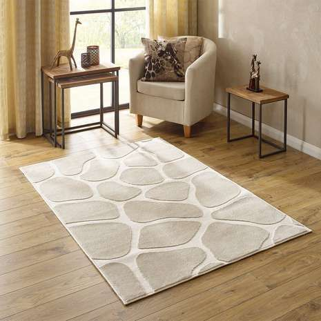 giraffe rug dunelm bedroom new house rugs large rugs. Black Bedroom Furniture Sets. Home Design Ideas