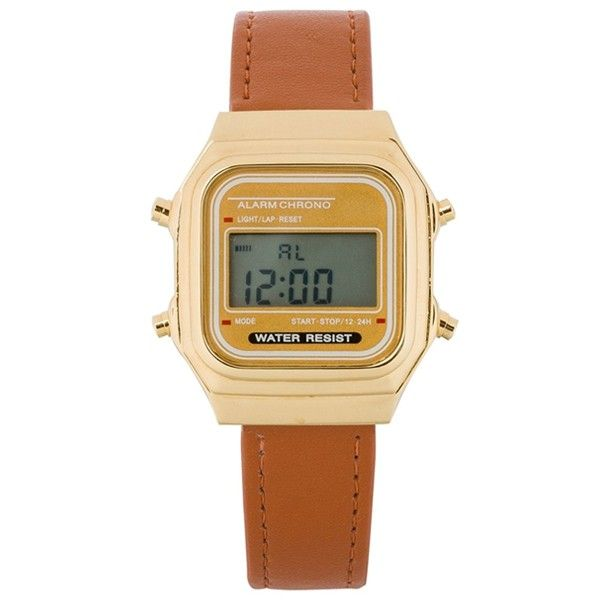 Montre digitale vintage camel RICH GONE BROKE