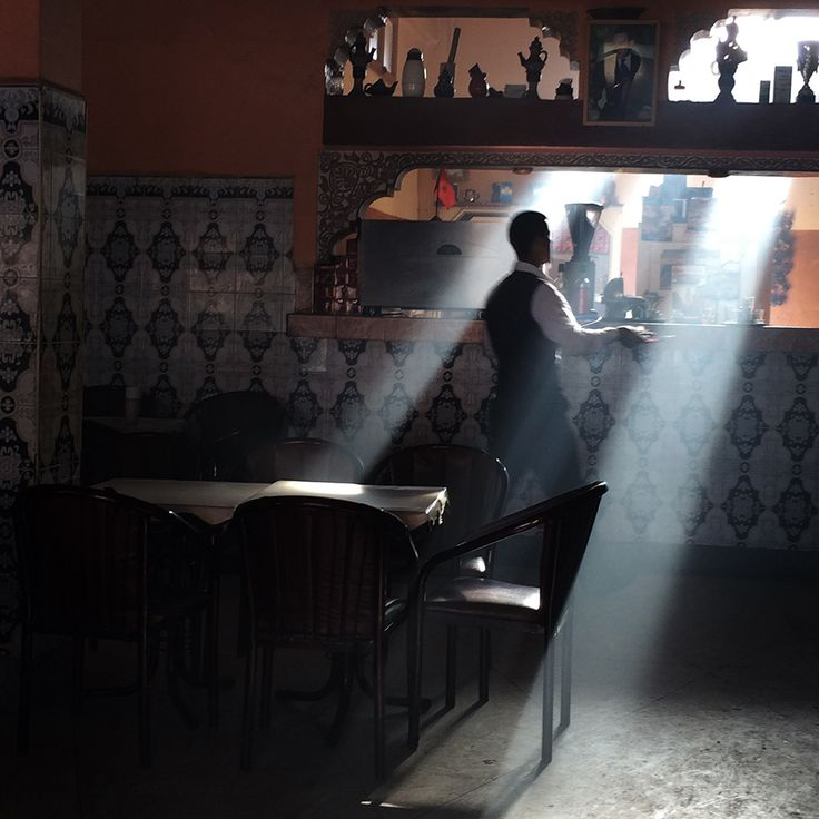 Smokey Cafe, Morocco (iPhone Shot) « The Sartorialist