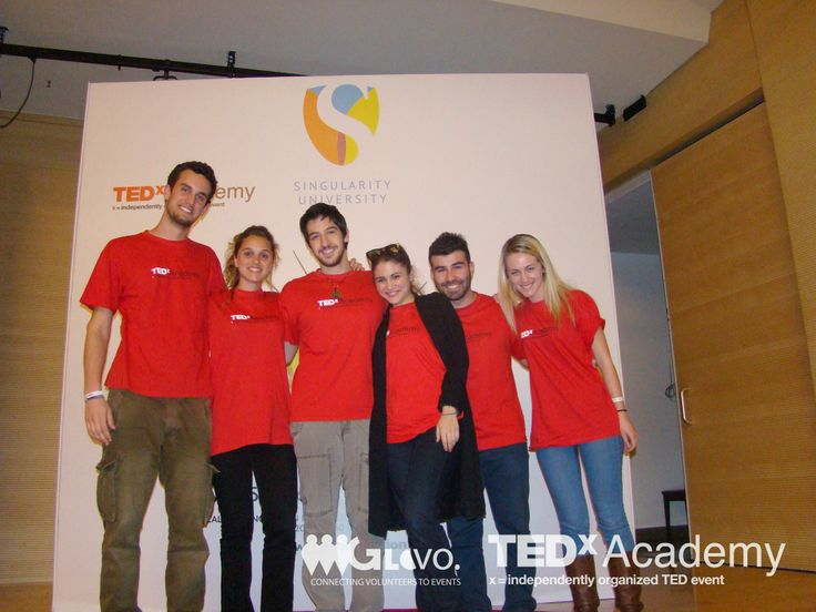 GloVo @ TEDxAcademy - Call to innocation