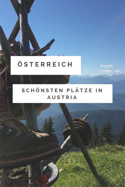 Lebensgefühl Österreich heute mal aus Wien. Doch Austria hat viel mehr als Städtereisen zu bieten. Wandern, Berge und wunderschöne Wellnesshotels sorgen für Genussreisetipps nach Österreich
