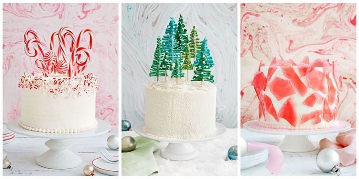 All we want for Christmas is one (or two) of these cakes.
