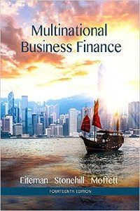 Multinational Business Finance 14th Edition Solutions Manual Test Bank