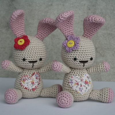 Funny Bunny is about 21 cm tall and crocheted from nine pieces. This simple toy gives a nice overview of amigurumi basics – single crochet, increasing and decreasing. Suitable for beginners! ALL LILLELIIS TOYS ARE ORIGINAL DESIGN. I PUT A LOT OF EFFORT IN CREATING THE CUTIES, WRITING PATTERNS, TAKING PHOTOS AND OFFERING YOU FRIENDLY …