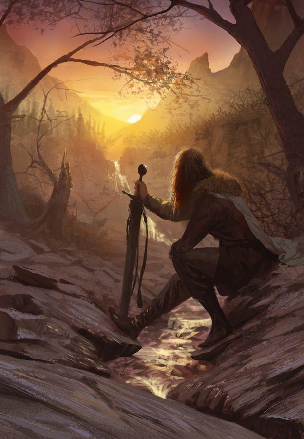 Wanderer by ~EthicallyChallenged on deviantART