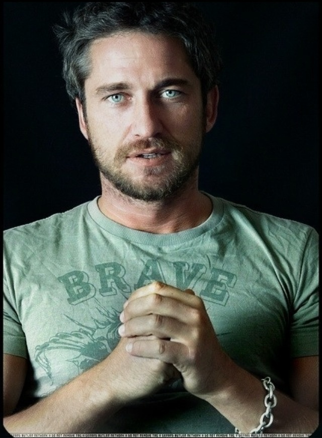 Gerard Butler is a 43 year old Scottish actor who started out as a lawyer. He was  in the movies P.S. I Love You, 300, Playing for Keeps, and The Ugly Truth.