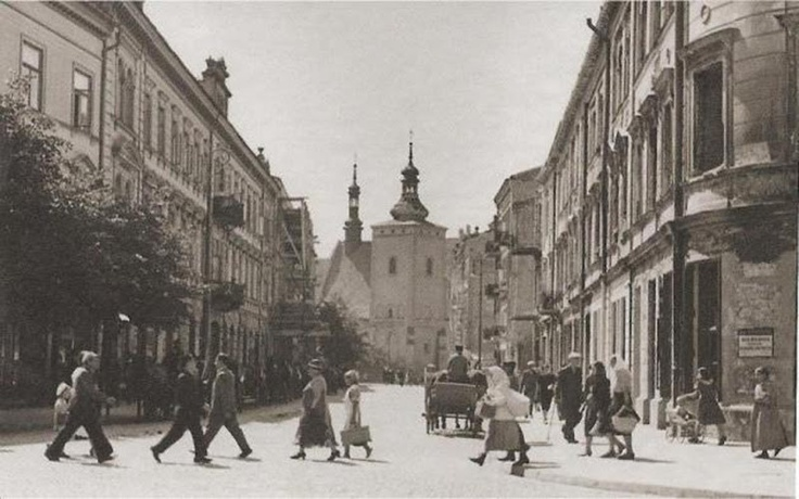 ul. Kapucyńska