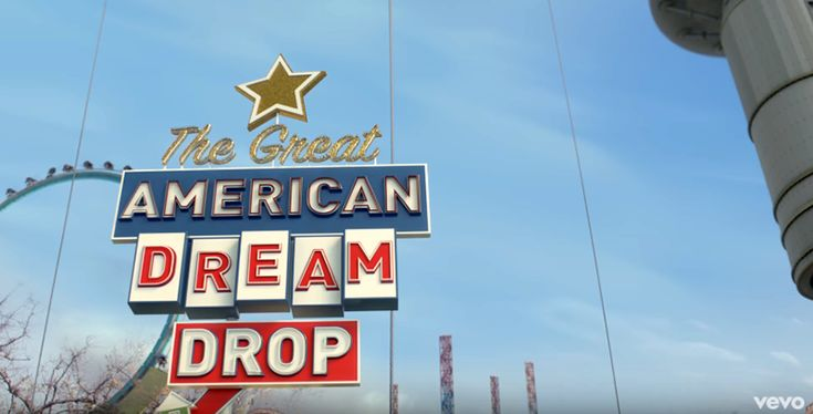 In Katy Perry Chained to the Rhythm music video we see Katy Perry going to a theme park all about the American Dream. Americans want to forget all there problems and live in the dream world. Lennie lives in a dream world. all Lennie thinks about is the place George and he will get.