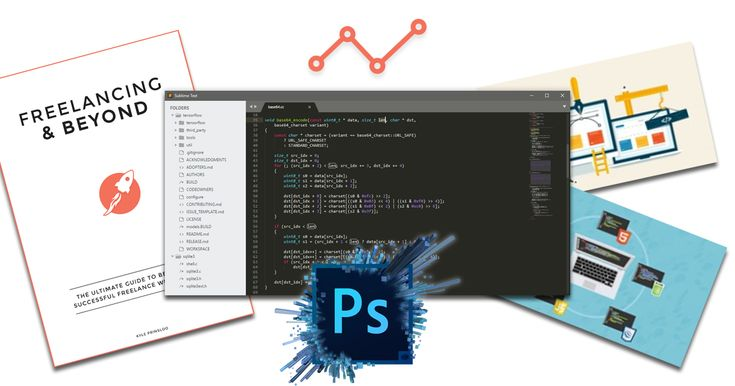 The Ultimate Web Designer Giveaway! FREE licence for Sublime Text (or $ paid to you if you already have it). FREE licence for Photoshop valid for12 months. 3x FREE HTML/CSS Website Templates to sell to clients. 30 days of one-on-one coaching to help you succeed as a freelance web designer. 2 of the best online web design courses to help you improve your skills. A free copy of Freelancing & Beyond And more!