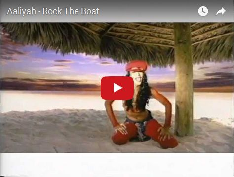 Watch: Aaliyah - Rock The Boat See lyrics here: http://aaliyahlyric.blogspot.com/2010/01/rock-boat-aaliyah.html #lyricsdome