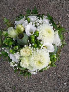 Blomsterhörnan: Brudbukett