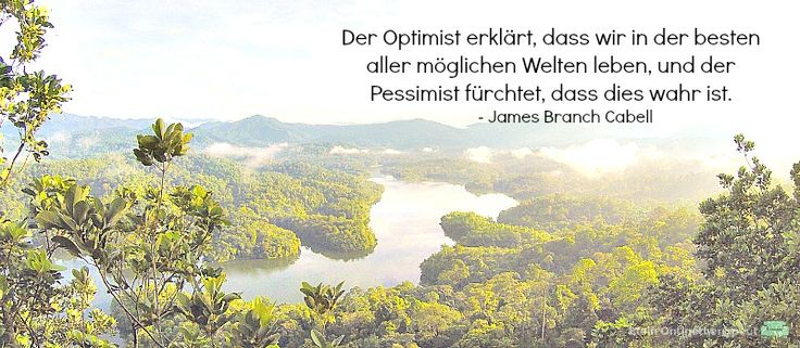 Bist Du Optimist oder Pessimist?  http://meinonlinetherapeut.de/