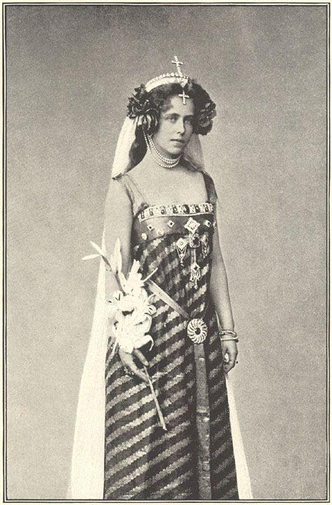 Crown Princess Marie of Roumania - Photograph Cosmopolitan Magazine 1898