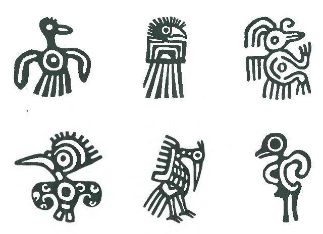 simbolos precolombinos - Cerca amb Google                                                                                                                                                                                 Más
