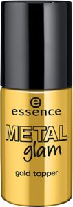 metal glam - gold topper 01 steel-ing the scene - essence cosmetics