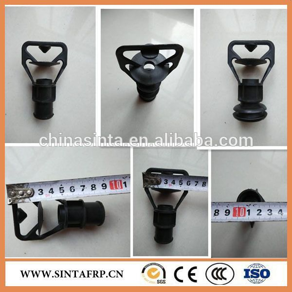 360 degree Cooling Tower Spray Nozzle For closed circuit cooling towers and evaporative condensers