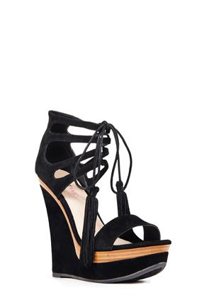 love them, these cute wedges