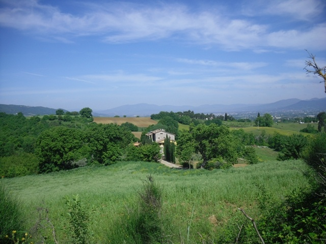 Country house (Umbria, Italy)