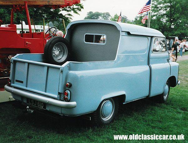 '50s Bedford_CA Pickup