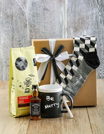 Buy Happy Socks and Spiked Coffee Online - NetGifts