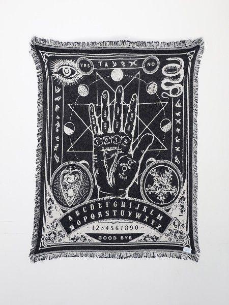 Palmistry Blanket - Gypsy Warrior                                                                                                                                                                                 More