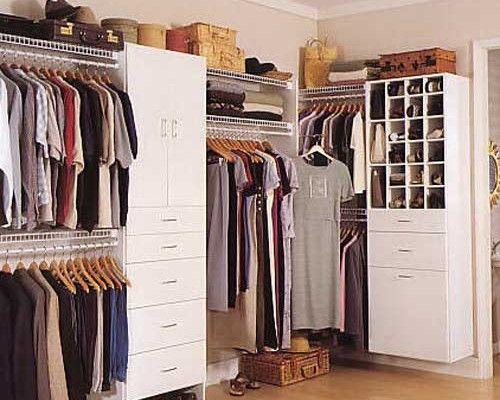 Top 9 Great Closet Organization Ideas