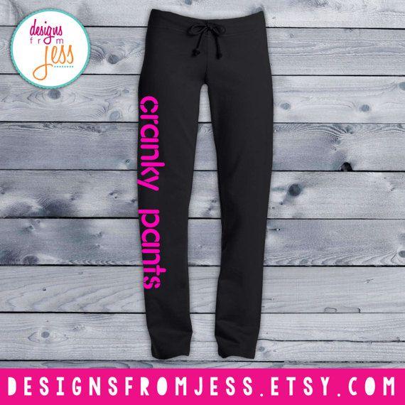 Period Pants Sweats - Big and Comfy SODJZHE
