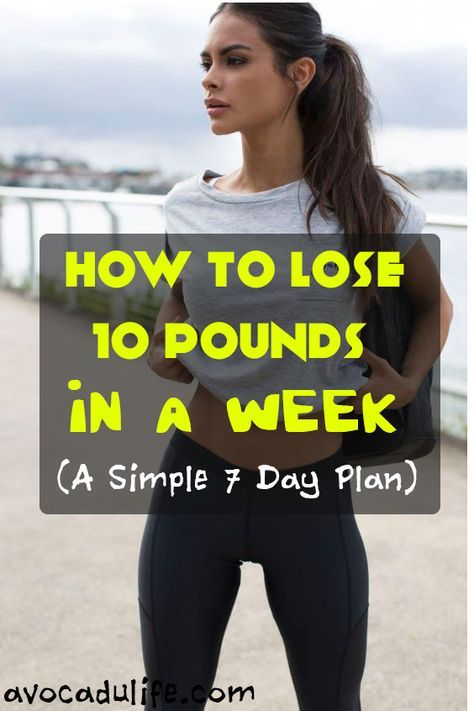 how to lose 10 pounds in Check all foods for serving size and carbohydrate content to lose weight on the atkins diet keep carbohydrate content under 20 grams for at least 2 weeks and you will lose up to 20 pounds about the author.