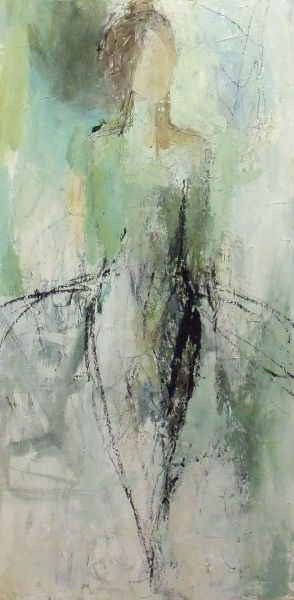 Ivy by Holly Irwin | dk Gallery | Marietta, GA | SOLD