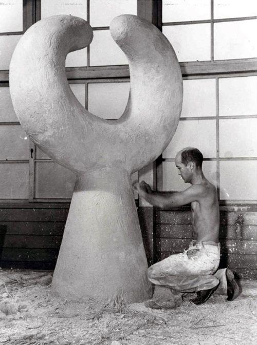 35 best Isamu Noguchi images on Pinterest | Isamu noguchi ...  35 best Isamu N...