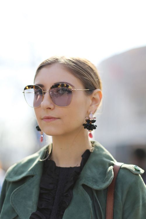 Latest Sunglasses Trend For Fall 2017 - LookVine