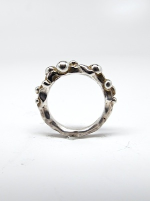 The Bubble Ring  http://www.szekinyc.com/collections/jewelry