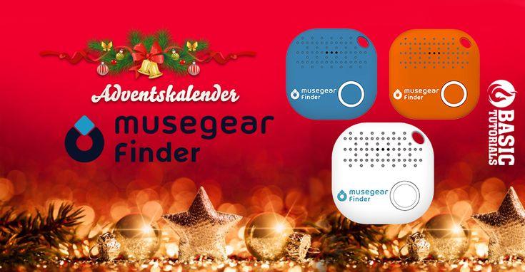 #Adventskalender: musegear finder 2 XMAS Edition #Gewinnspielhttps://basic-tutor… – Petra Zupnik