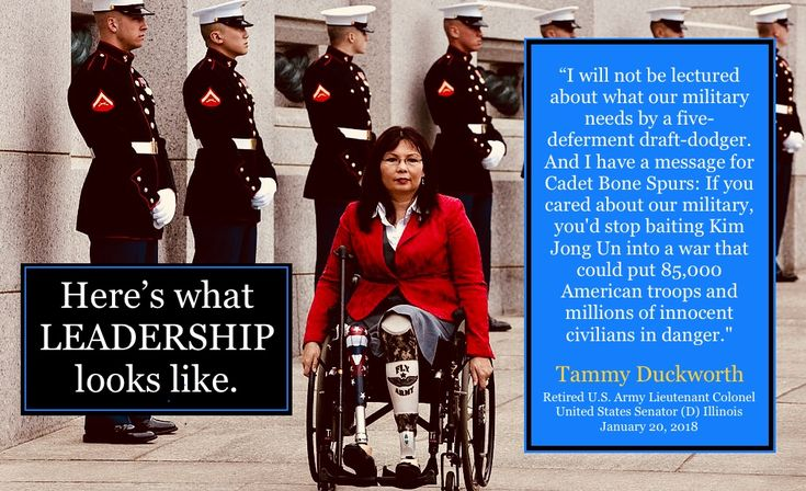 Proud to be a Democrat and proud to help our military!