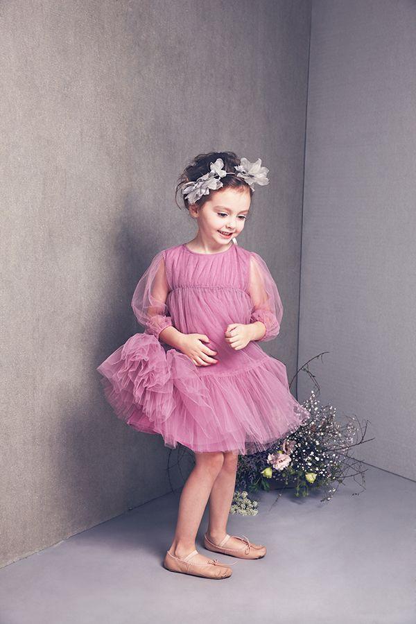alice dress in Smoky Grape , jasmine headband in High-Rise