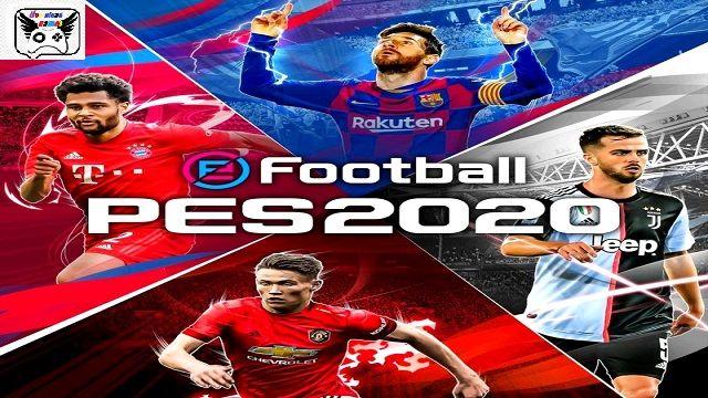 Download Efootball Pes 2020 Pro Evolution Soccer Evolution