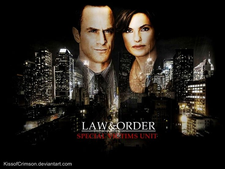 Elliot and Olivia - law-and-order-svu Wallpaper