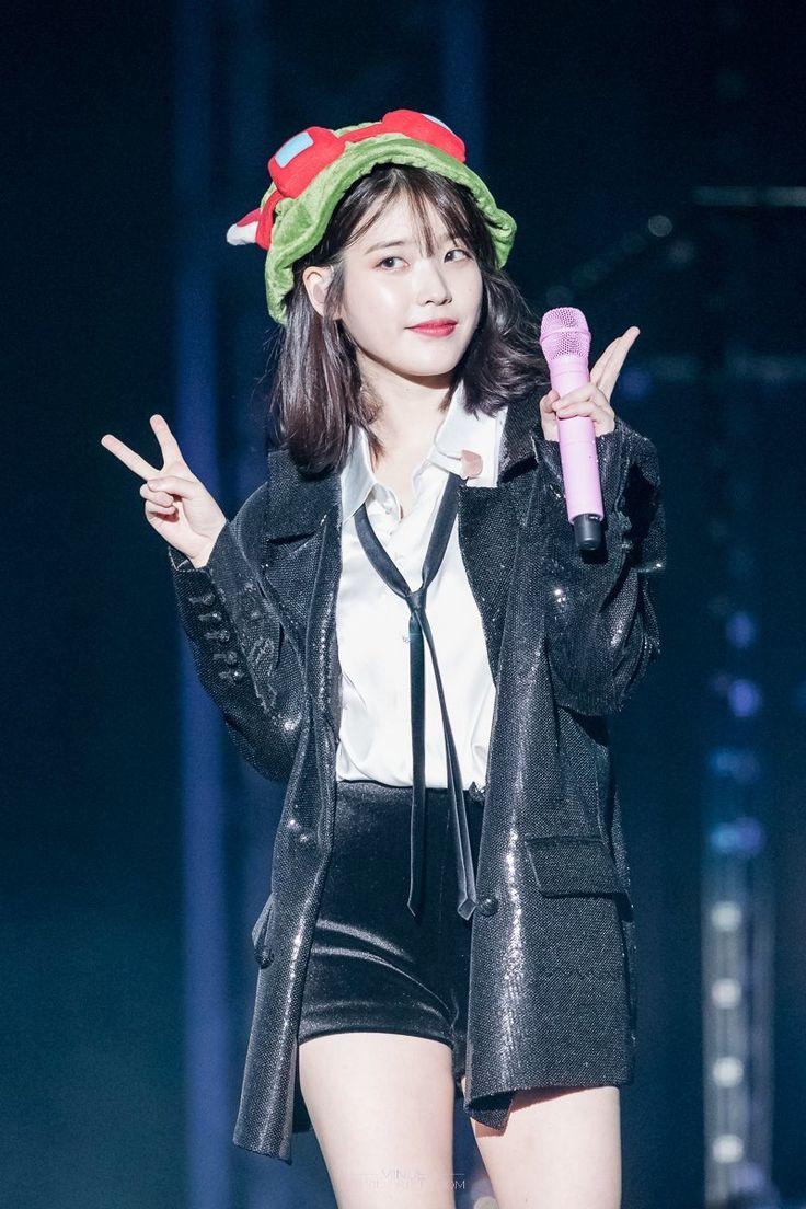 """IU 171111 """"Palette"""" Concert in Gwangju"""