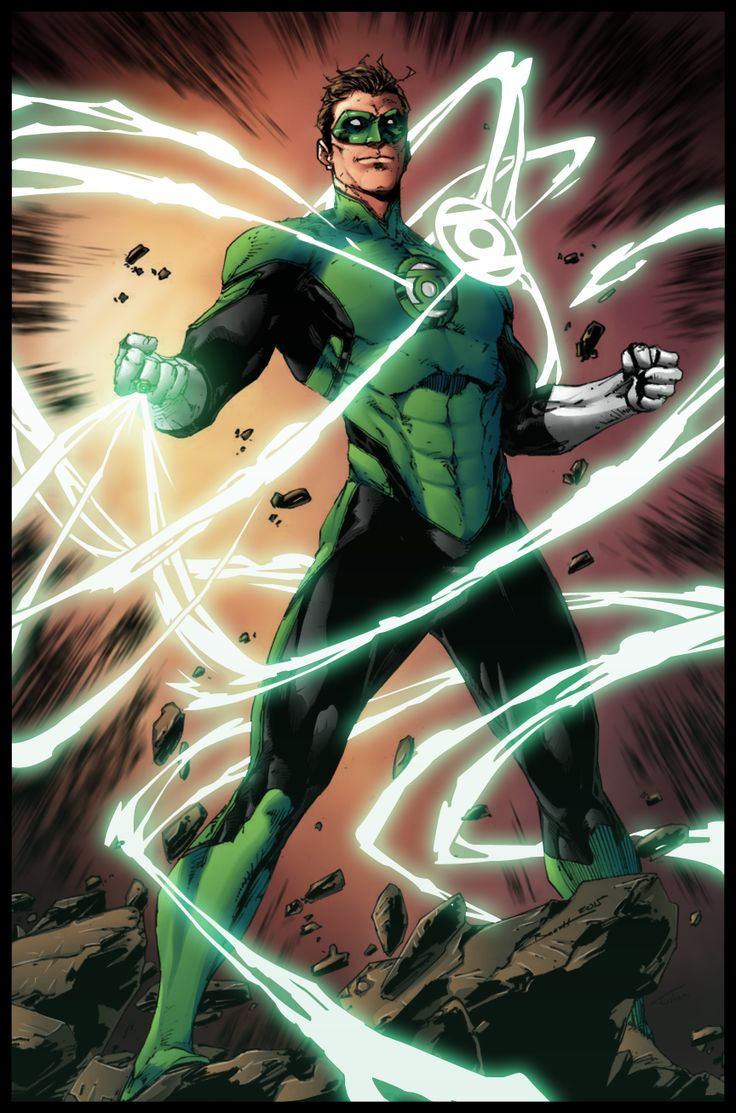Green Lantern by Furlani on DeviantArt