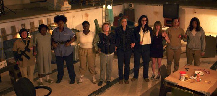'Orange Is the New Black' Season 5 Finale Recap: [Spoiler] Dies | TVLine