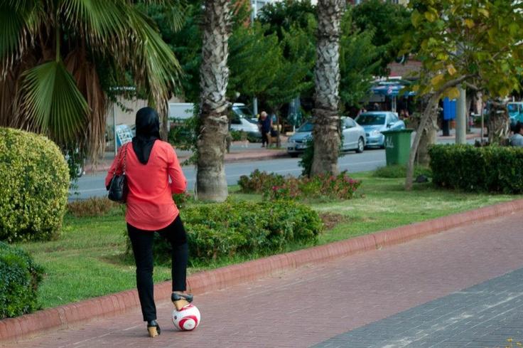 Soccer Mom - Alanya